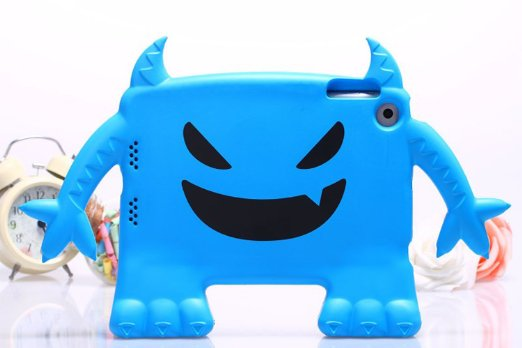 Kid's Little rascal Light Weight EVA Drop-Proof iPad Protective Case