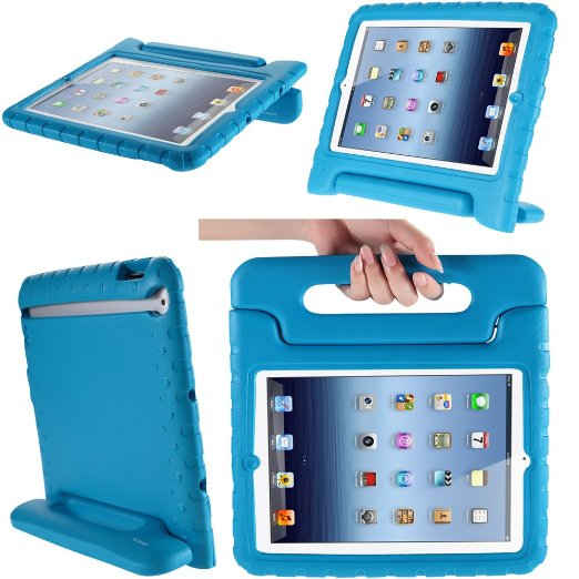 i-Blason iPad Mini - ArmorBox Kido Series Convertible Stand Cover Case