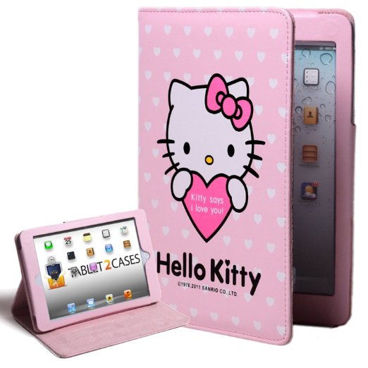 Hello Kitty Themed Apple iPad Mini Folio