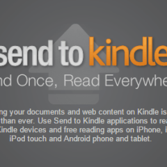 How to Upload EPUBs to Kindle Reader and Kindle App