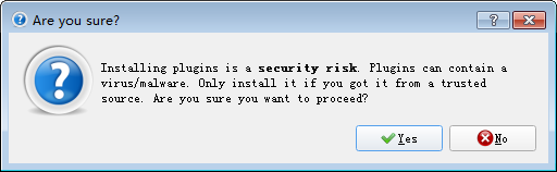risk notation