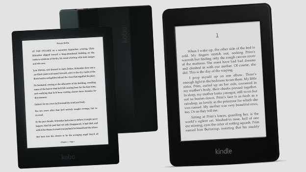 Kindle Vs Sony Reader: Read Kindle Books On Kobo