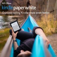 Should I Buy Kindle Paperwhite 3?