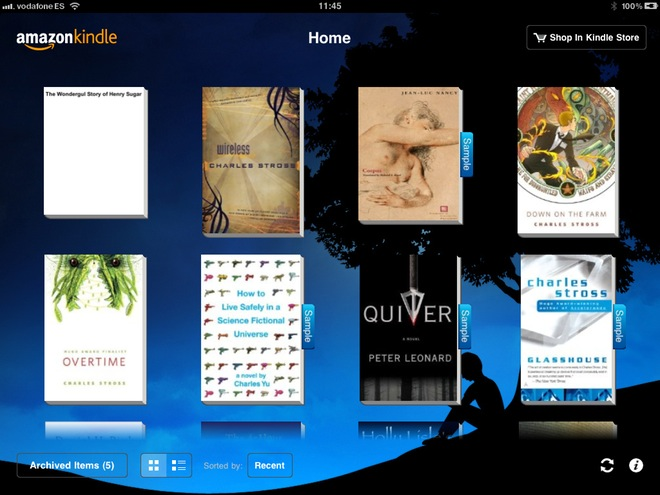 How to Read AZW3 Books on iPad and Mac - eReader Palace