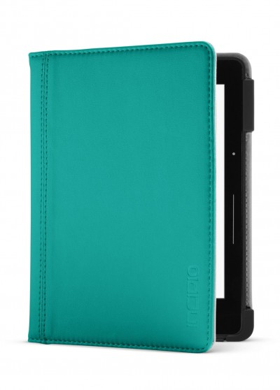 Incipio Journal Cover for Kindle Voyage, Green