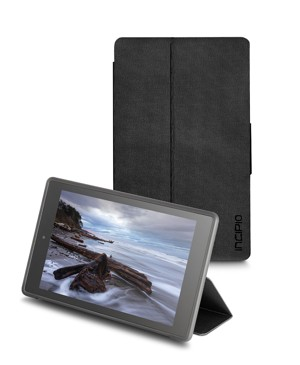Incipio Clarion Folio Fire HD 8 Case (5th Generation - 2015 release)