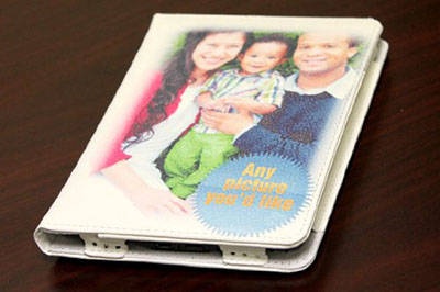 Personalized Kindle Reader / Kindle Fire Case with Any Picture You'd Like!
