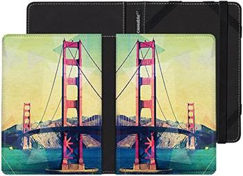 """caseable Kindle and Kindle Paperwhite Case with """"The bridge"""" Design [will only fit Kindle Paperwhite (5th and 6th Generation), Kindle (5th Generation) and Kindle (7th Generation)]"""