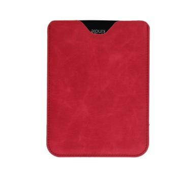 "Bear Motion ® Premium Slim Sleeve Case Cover for Kindle Paperwhite and the All-New Kindle Paperwhite (2012, 2013 and current versions with 6"" Display) (Red)"