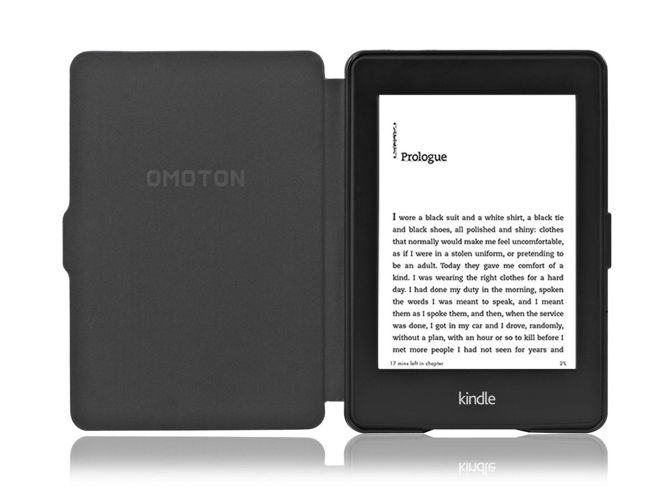 OMOTON Kindle Paperwhite Smart Case Cover