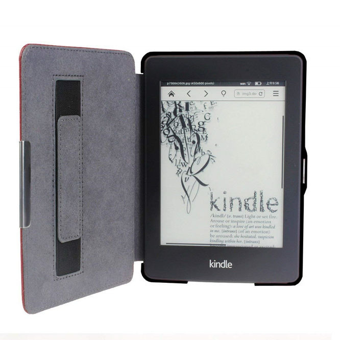 ISeeSee Kindle Paperwhite Case