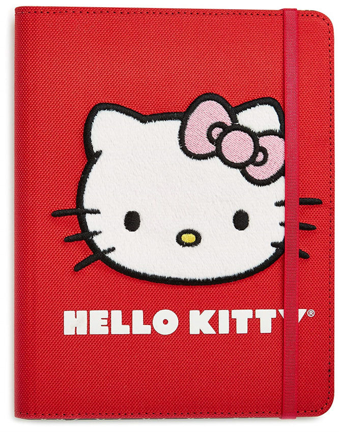 Hello Kitty Fur Face Cover