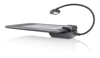 Belkin Clip-On Reading Light for Kindle (Graphite)