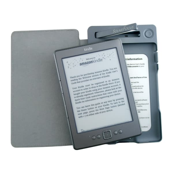 Power+ Lighted Cover for Kindle 4 and Kindle 5