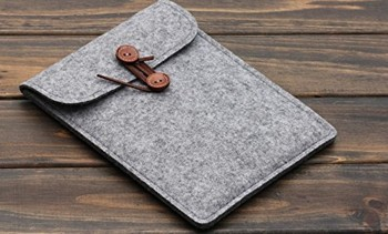 For Kobo Aura One 7.8inch ereader Felt Case Cover Sleeve Bag Pouch