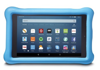 All-New Amazon Kid-Proof Case for Fire HD 8 (6th Generation, 2016 release)
