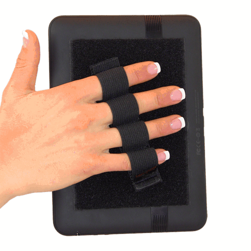 4-Loop Grip (x1 Grip) for eReaders and 7/8 inches tablets