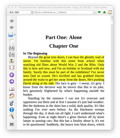 reading ibooks in calibre