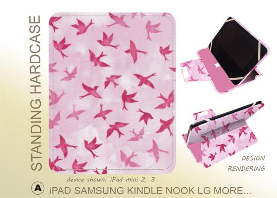 Pink Fire HD 8 Case