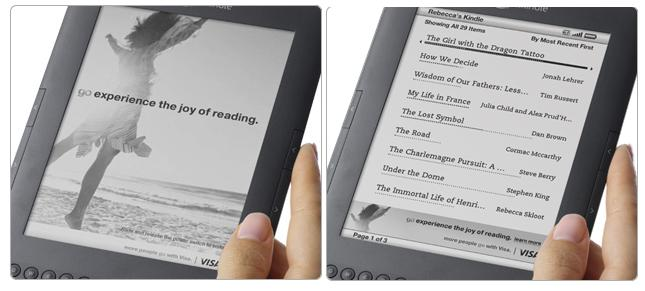 Remove Ads (Special Offers) on Kindle for Free