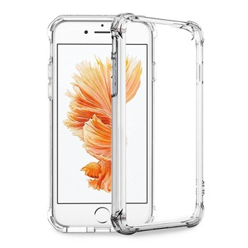 iPhone 7 Plus Case Shock Absorption, Premium Crystal Clear iphone 7 Plus Protective Cover Case, Bumper Soft TPU Cover Case for for iPhone 7Plus 5.5 Inch