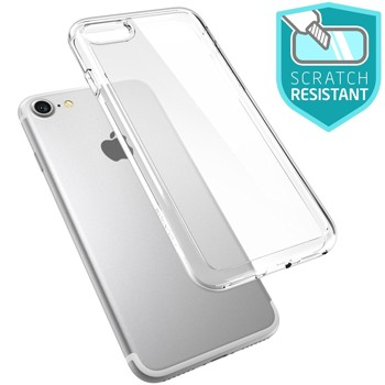 iPhone 7 Case, [Scratch Resistant] i-BlasonClear [Halo Series] for Apple iPhone 7 Cover 2016 Release (Clear)