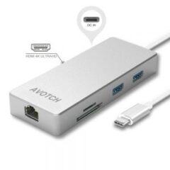 Best 6 USB-C Thunderbolt 3 Adapter Hubs for 2016 MacBook Pro