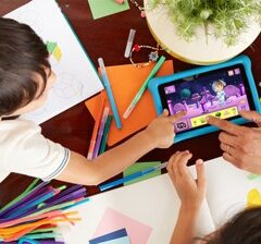 5 Things You Can Do if Buy Kindle Fire for Your Children as Christmas Gift