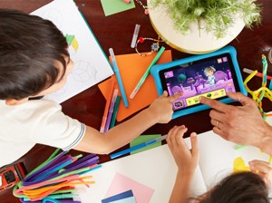 things you need to do when buy kindle fire for you children