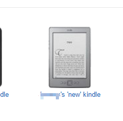 How to Rename your Registered Kindle and Kindle Reading App?