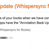 How to Update your Kindle Book to Latest Version