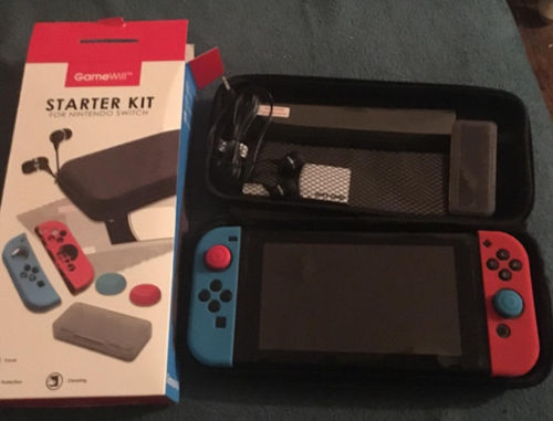 The GameWill Nintendo Switch Carry Case