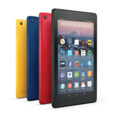 Amazon Introduced Two Cheap All New Kindle Fire Tablets