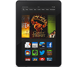 "Kindle Fire HDX 7"" (3rd Generation)"