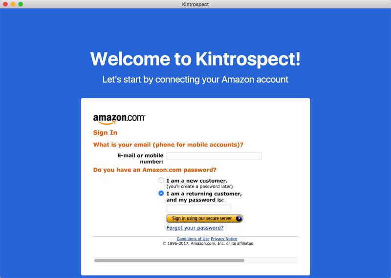 Another Tool to Manage and Export Kindle Highlights - Kintrospect
