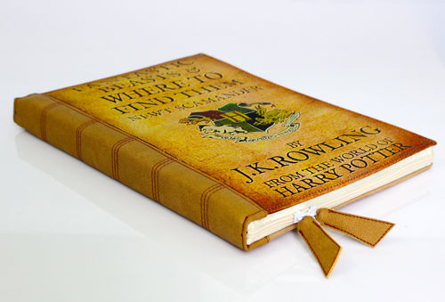 iSleeve's Fantastic Beasts e-Reader Cover
