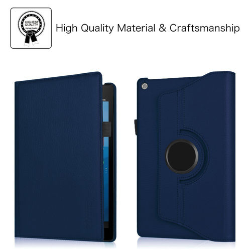 Fintie Rotating Case for All-New Amazon Fire HD 8 (7th Gen)