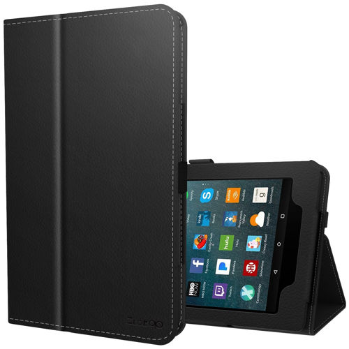 Ztotop Folio Case for Amazon Fire HD 8 Tablet