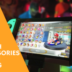 6 Nintendo Switch Accessories Worth Buying