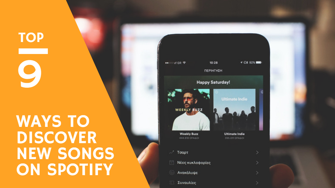 9 Ways to Discover New Songs on Spotify