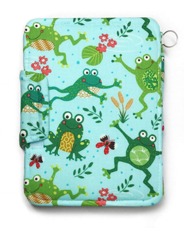 Green Frog Design Kindle Paperwhite 4 Case