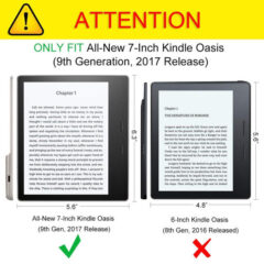 The Top 10 Cases for Amazon Kindle Oasis the 2017 Release 9th Generation