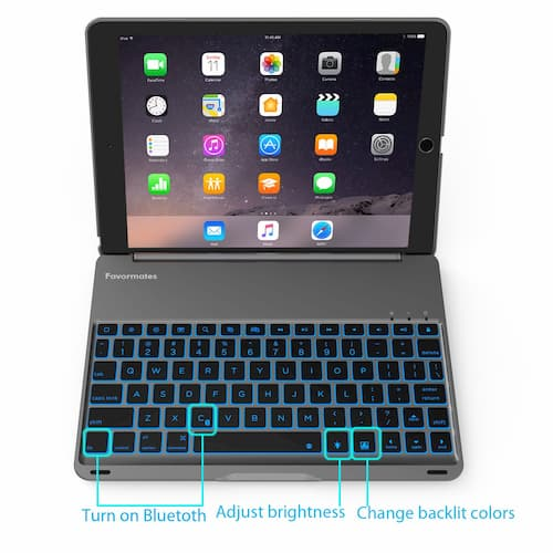 The Best 10 Keyboard Cases and Covers for iPad 9 7-inch - eReader Palace