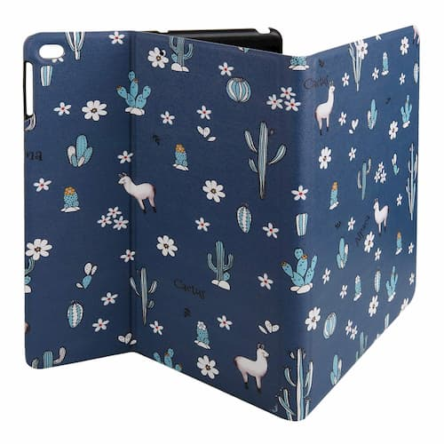 Floral Folio Stand Case for iPad 9.7